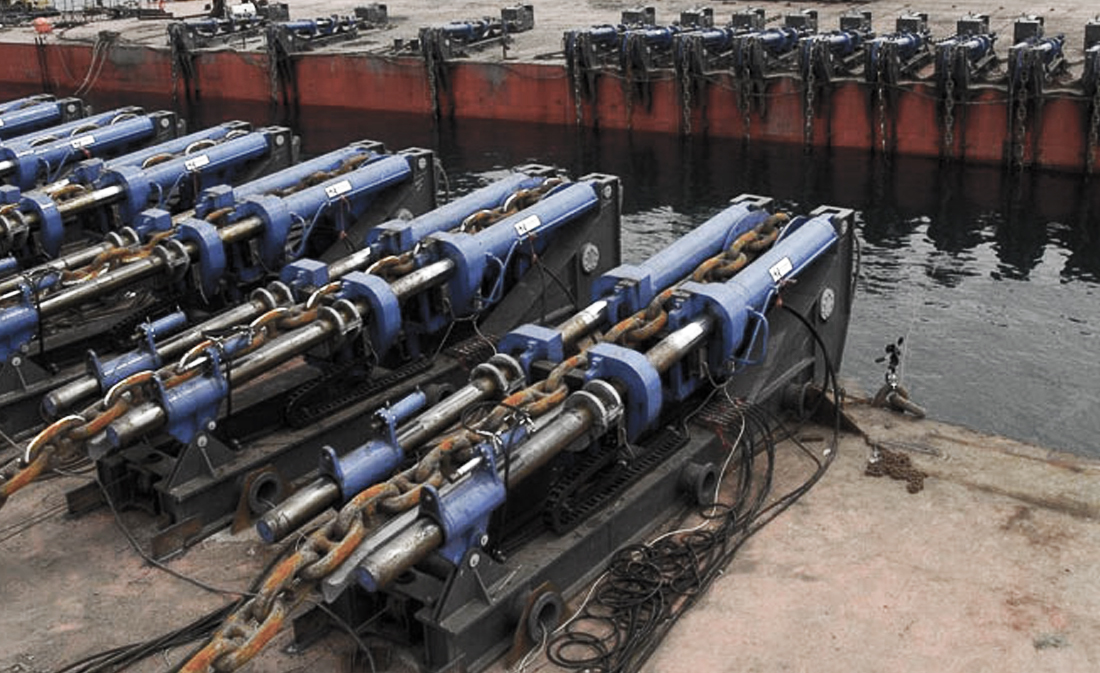 Chain puller 250 MT